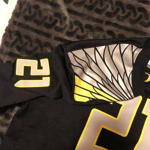 Nike Tops - University of Oregon Ducks XL Jersey (Youth)